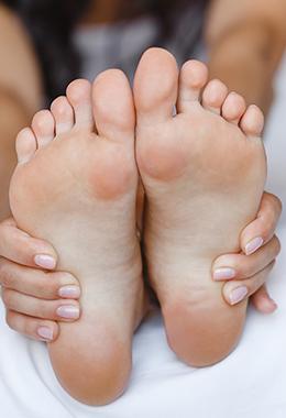 Telefonsex mit heißer Fußmassage